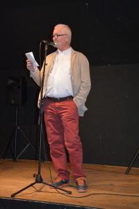 Erling Hjort debuterer med en monolog